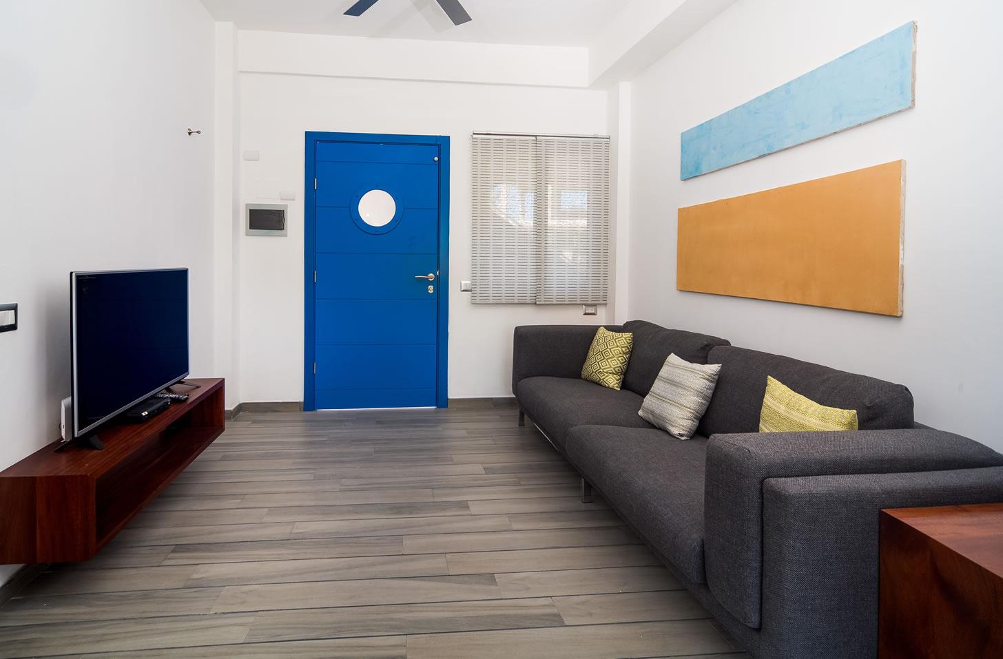 Tipo: C Apartamento 1 habitación