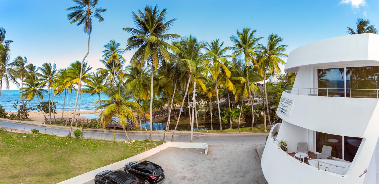 Hotel con Vista al Mar - Las Terrenas